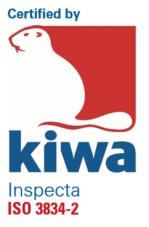 Logo ISO 3834-2